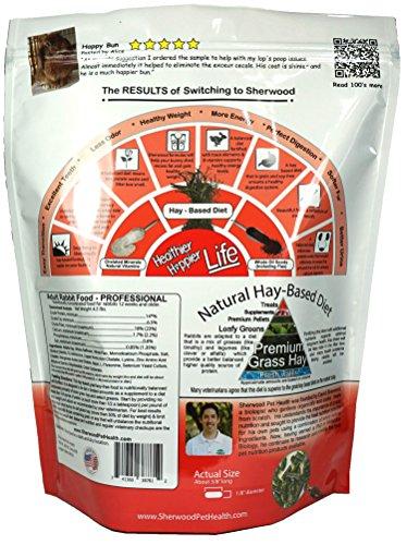 Product image of Sherwood Pet Health PROFESSIONAL Adult Rabbit Food (4.5 lb)
