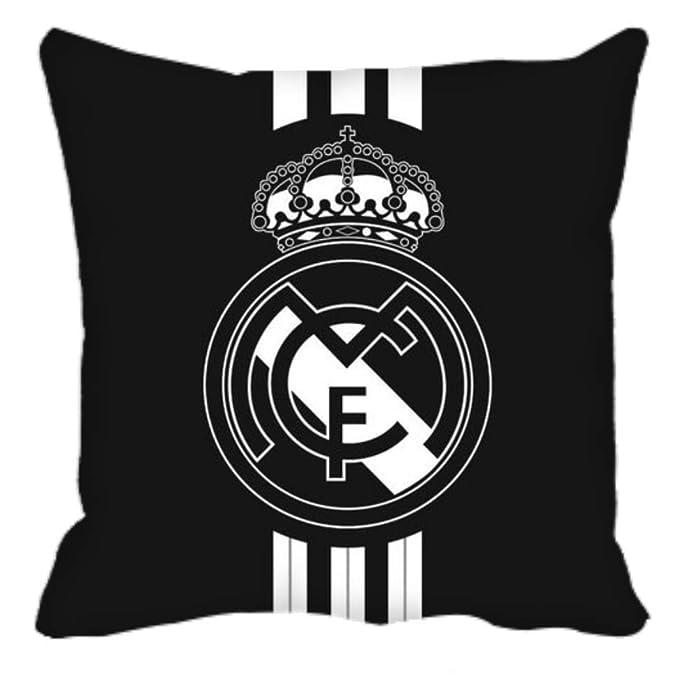 Amazon.com: Peachy Baby Featuring Real Madrid C.F. Almohada ...