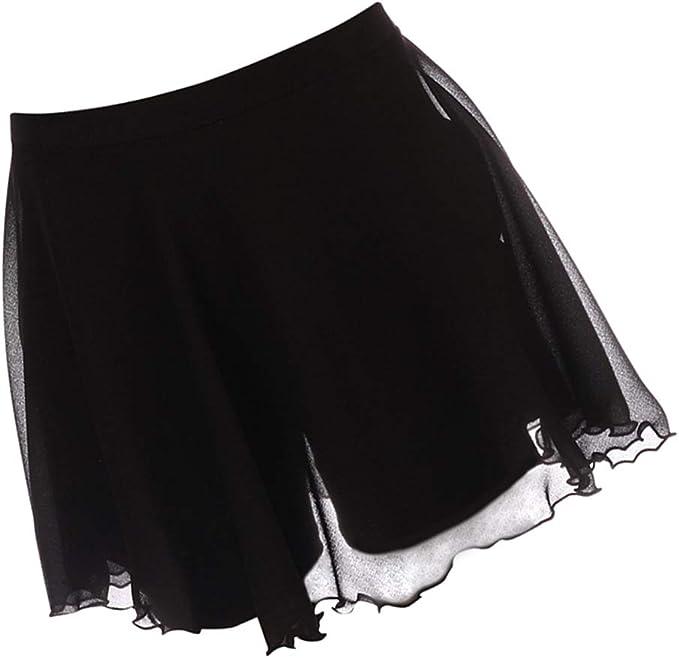 CUTICATE Vestido Infantil de Baile Falda Corta de Mujer para ...