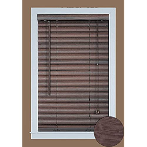 Wood Window Blinds Amazoncom