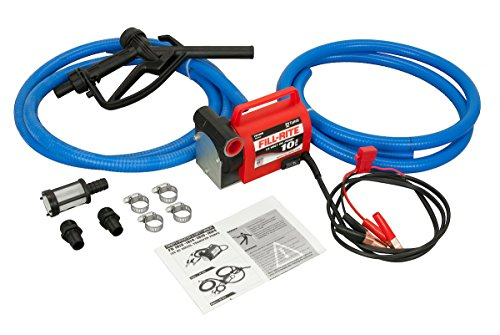 Fill-Rite FR1614 Diesel Fuel Transfer Pump with Hoses - 12 Volt, 10 GPM, Model# FR1614 by Fill-Rite (Image #1)