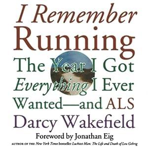 I Remember Running Audiobook