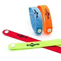 Anti Mosquito Repellent Wrist Band Camping Hiking Home Non-Toxic Substances Random Colors
