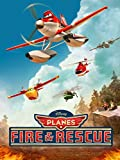 Planes: Fire & Rescue (plus bonus features)