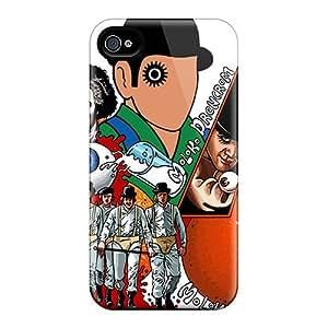 New A Clockwork Orange Cases Covers, Anti-scratch Luoxunmobile333 Phone Cases For Iphone 6plus