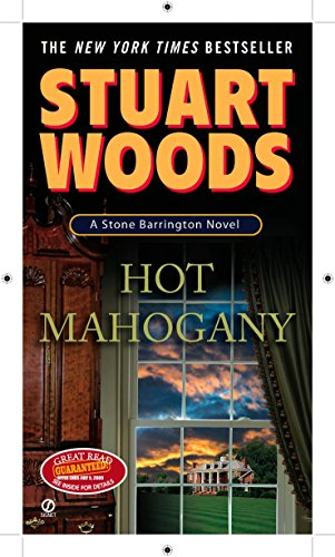 Hot Mahogany (A Stone Barrington Novel)