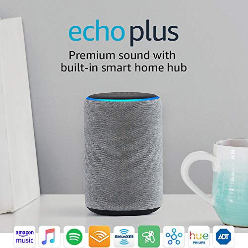 All new Echo Plus 2nd built