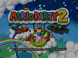 Mario Party 2 - Wii U Digital Code