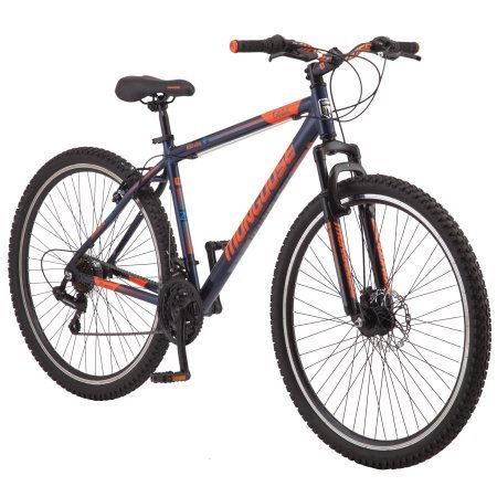 Mongoose 29 exhibit mountain bike review