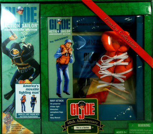 GI Joe 40th Anniversary Edition, Action Sailor Navy Attack