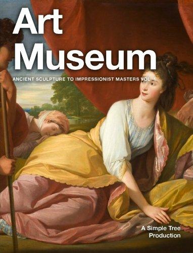 Art Museum: Ancient Sculpture To Impressionist Masters