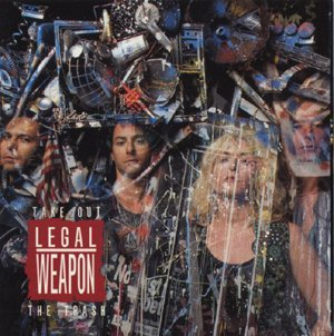 Legal Records - Legal Weapon - Take Out The Trash - Triple X Records - TX 9277 1