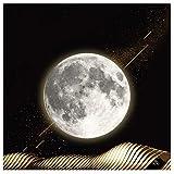 "3D Moon Lamp – 10"" LED Moon Light Lamp Luna"