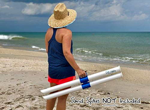 - Surf Caddy PRO- Two Piece | Sand Spike Carry System