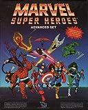 Marvel Super Heroes, Advanced Set/Game