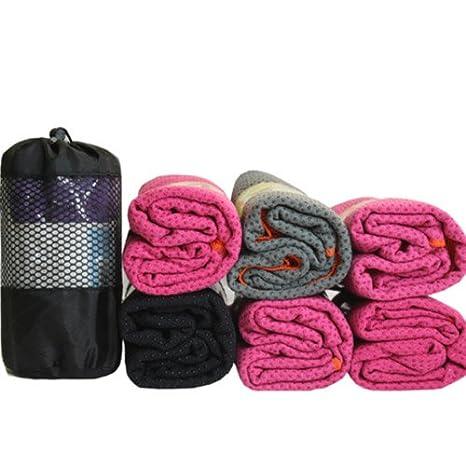 Manta de Yoga toallas de tienda de/el medio ambiente movimiento Fitness/esterilla de yoga antideslizante Yoga toallas de tienda de/k-315: Amazon.es: ...