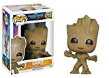 Toys : Funko POP Movies: Guardians of the Galaxy 2 Toddler Groot Toy Figure
