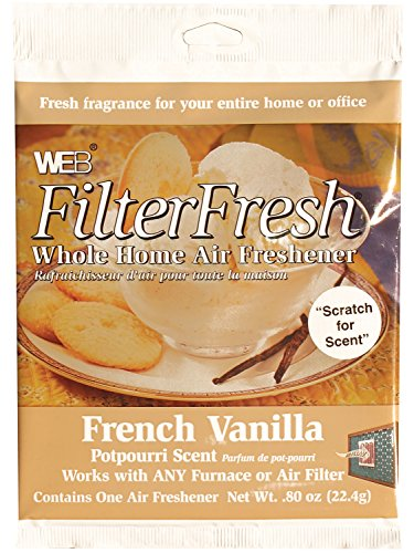 WEB FilterFresh Whole Home French Vanilla Air Freshener
