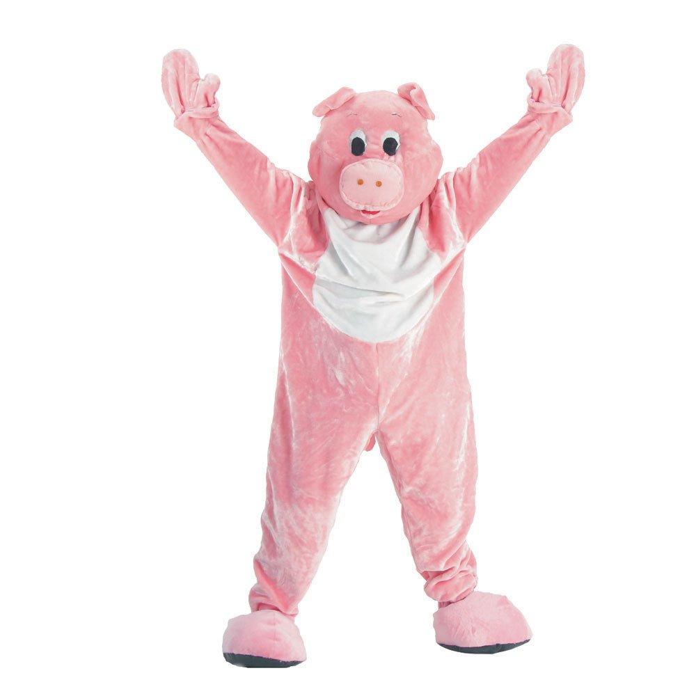 punto de venta barato Dress up up up America Conjunto de traje de Mascotaa de cerdo adulto  clásico atemporal