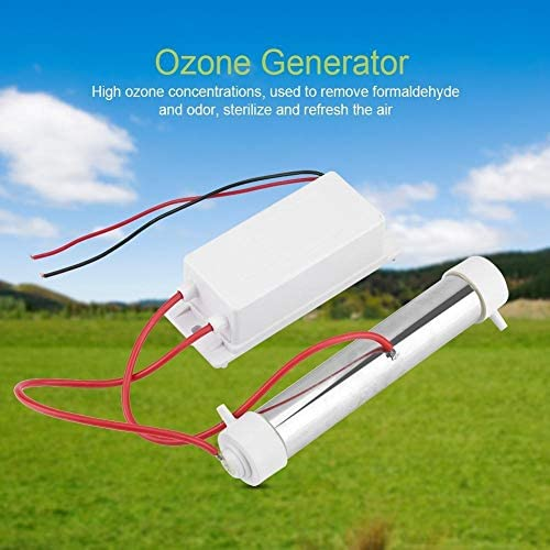 KSTE Ozone Generator 1 PC Of 3g Ozonator,Ozone Generator Tube For Home Air Purifier Sterilizer Cleaner.(110V And 220V)