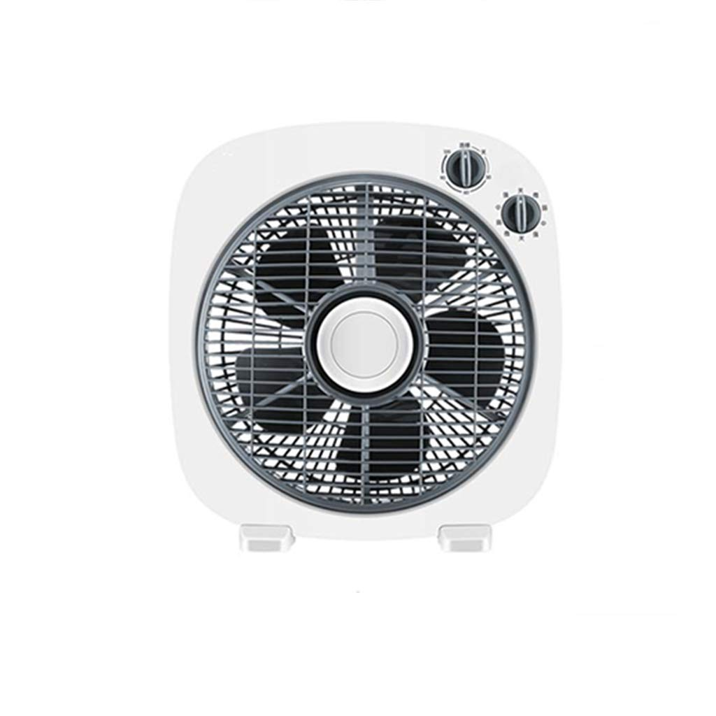 Gelaiken Desktop Fan Home Fan Desktop Fan Home Turn Fan Office Light Tone Fortune Student Fan Dormitory Mini Table Fan Table Desk Fan for Home and Travel