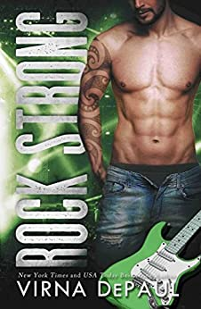 Rock Strong (Rock Candy Book 2) by [DePaul, Virna]