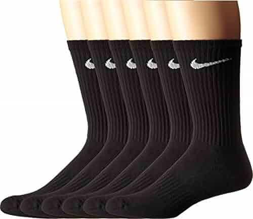 NIKE Performance Cushion Crew Socks (6 Pack)