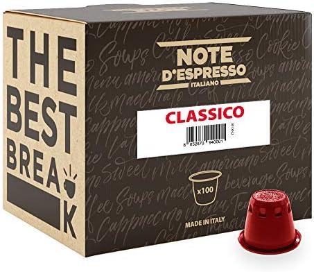 Note DEspresso - Cápsulas de café clásico compatibles con ...