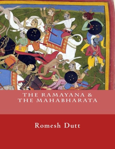 The Ramayana & The Mahabharata: English Edition