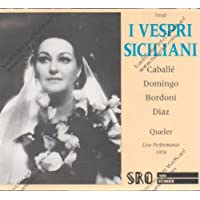 I Vespri Siciliani [Import USA]