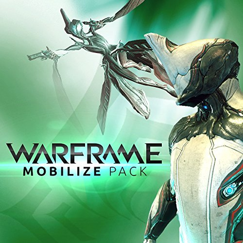 Warframe Mobilize Pack [Online Game Code] by Digital Extremes
