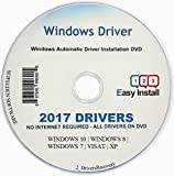 Software : Automatic Driver Installation For Windows 10, 8.1, 7, Vista and XP. Supports Asus, HP, Dell, Gateway, Toshiba, Gateway, Acer, Sony, Samsung, MSI, Lenovo, Asus, IBM, Compaq, eMachines