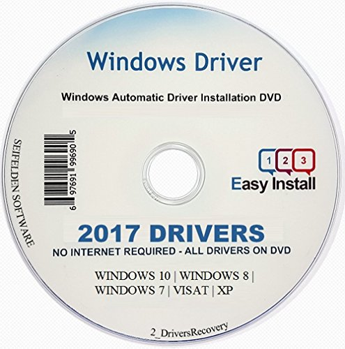 Picture of an Automatic Driver Installation For Windows 710912303877