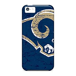 Cases For Iphone 5c With St. Louis Rams