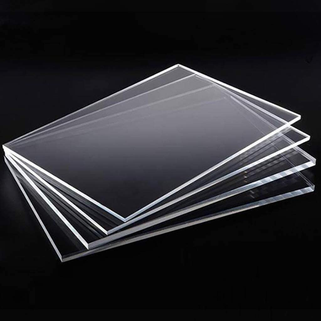Size : 600/×700mm High-Definition Transparent Anti-Droplet Baffle Business Hall Counter Desktop Window Baffle Cashier Counter Isolation Board