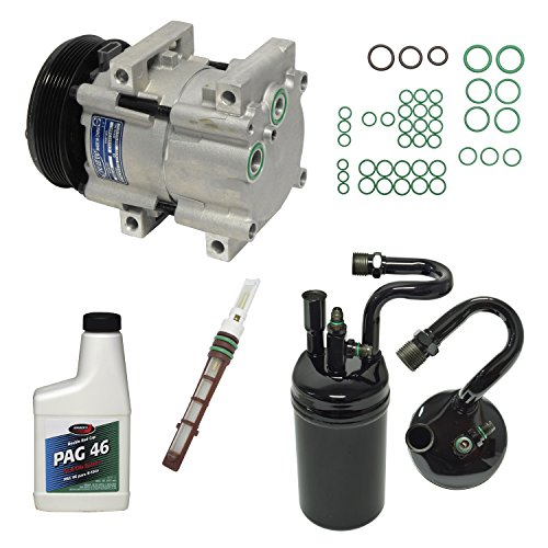 New 1050286 A/C Compressor and Component Kit