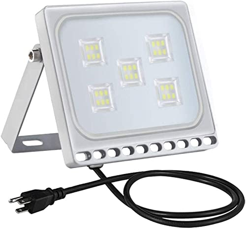 LED Flood Light, Black