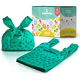 Disposable Diaper Bags, by Kinderific, Fresh Scent, 400 Pack