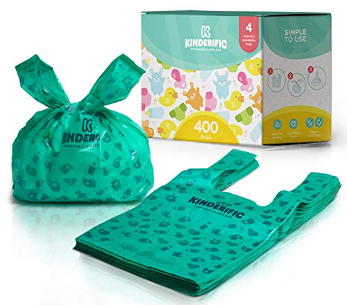 Disposable Diaper Kinderific Packed Resealable product image