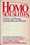 Homosexualities, ALan P. Bell and Weinber, 0671251503