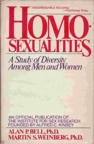 Homosexualities: A Study of Diversity Among Men & Women