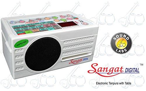 SANGAT DIGITAL ELECTRONIC TABLA & TANPURA~ COMBO ~ TAMBORA ~ TANPURI ~ SALE by Soundlab