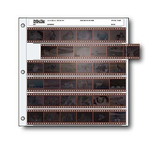 Printfile 7-35MM Strips Total 42 Frames - Printfile 356HBXW100