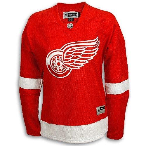 NHL Detroit Red Wings Women's Premier Larkin Jersey, Adult Large