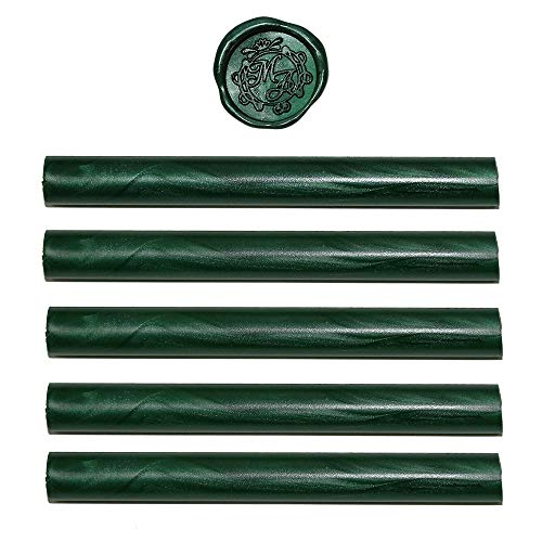 How to buy the best glue gun wax sticks green?