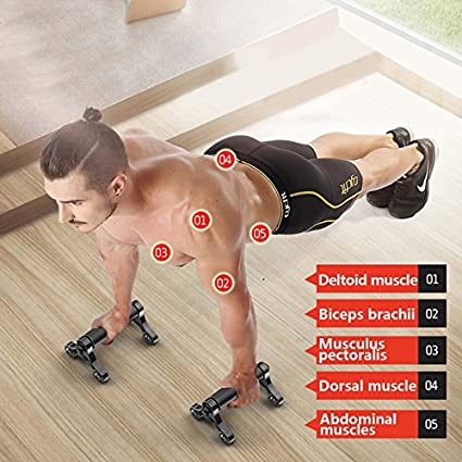 3 en 1 AB Roller Kit – Equipo de entrenamiento para Push Up ...