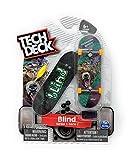 Tech Deck BLIND Series 7 Morgan Smith Bear Rare Fingerboard Skateboard Mini Toy Skate Board