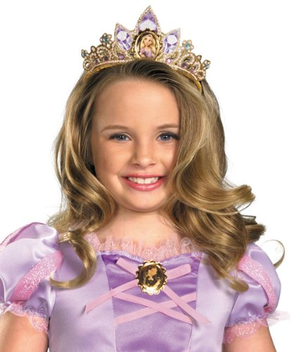 Disney Tangled Rapunzel Tiara Costume Accessory, One Size Child for $<!--$9.03-->