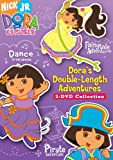DVD : Dora the Explorer - Dora's Double-Length Adventures (Fairytale Adventure / Dance to the Rescue / Pirate Adventure)