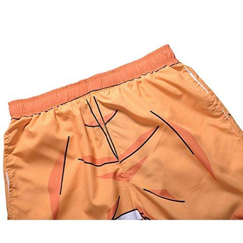 b385f4a935 NSOKing Anime Summer 3D Print Board Naruto Akatsuki Kakashi Casual Pants  Sports Shorts